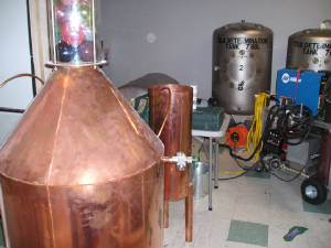 Industrial Brewing Tank Repair