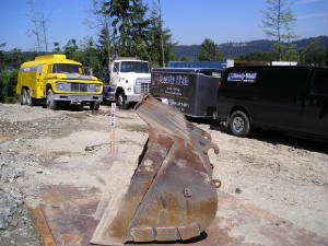 Mobile Construction Equipment Repair