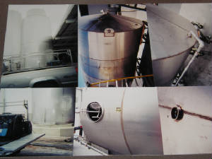 Stainless Steel Food Tanks