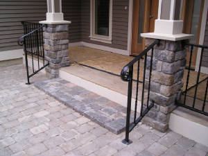 Railing Design and Installation
