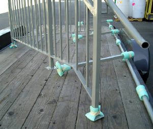 Railing Design and Fabrication