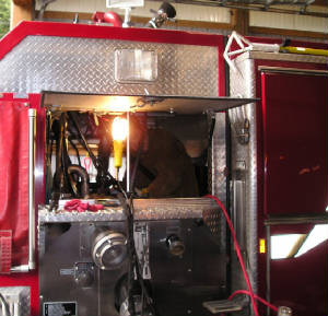 Fire Truck Welding and Repair