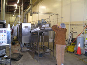 Foodservice Production Equipment Repair and Modifications